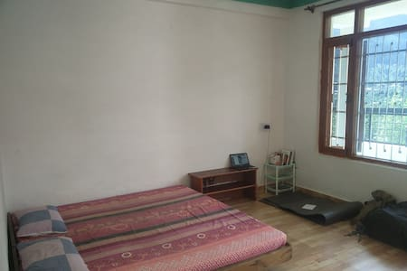 'A home away from home' @ Himalayas - Manali - Apartamento