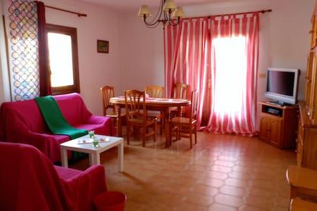 Apartamento 3 dormitorios 2 baños muy luminoso - Huoneisto