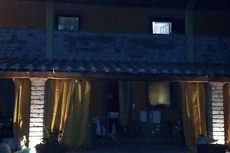 "San miniato Pisa Lucca ""Papaia"" - Appartement"