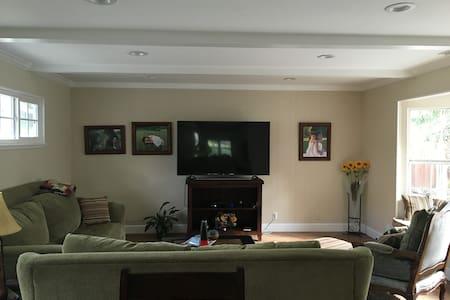 3 bedroom 3 full bath home - Danville - Haus