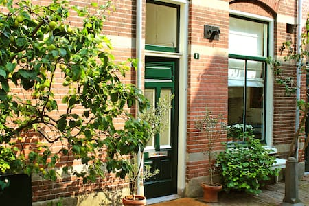 Charming Apartment Haarlem Center - Apartment