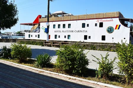 Carpatia St. Constantine - Floating Hotel - Inap sarapan