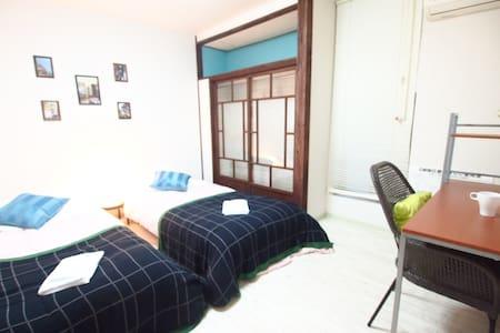 5minKobe★HaborLandHouse/room C - Dům