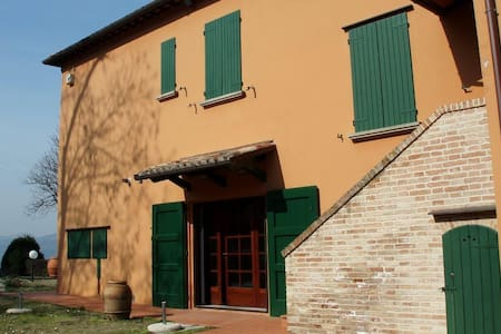 Villa a Brisighella - House
