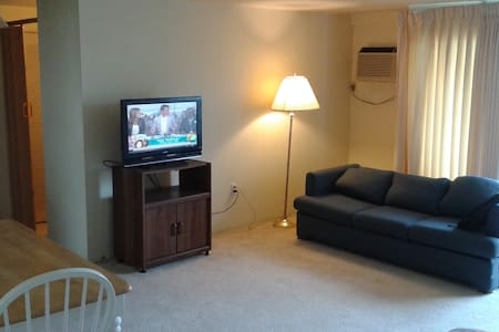 Beautiful Condo overlooking Downtown State College - State College - Apartment