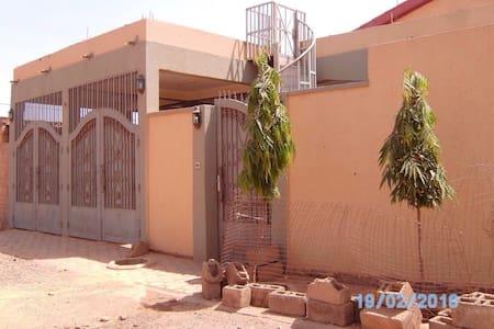 Maison 3 chambres à Cissin - Ouagadougou