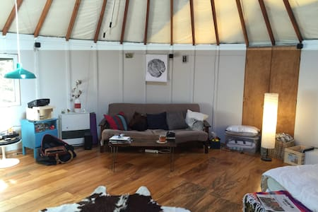 Yurt in the Catskills! - Yurt