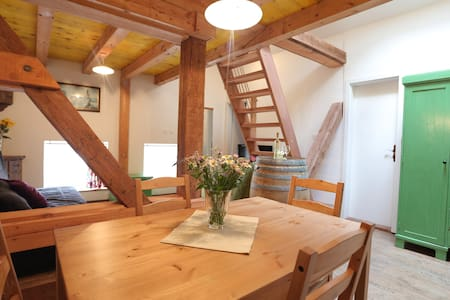 Apartment Soca Tolmin - Wohnung