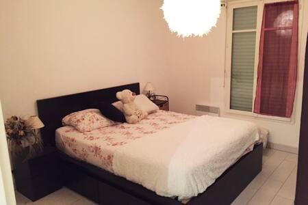 Appartement jardin 44 m² - Apartment