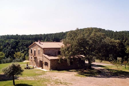 Apartment in Farmhouse between Siena and the Sea - Apartamento