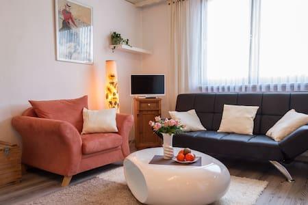 Süße Ferienwhg nahe Friedrichshafen - Appartamento