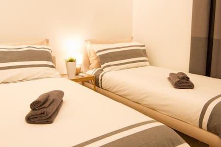 Romano Rooms - Doppia/Singola - Catania - Bed & Breakfast