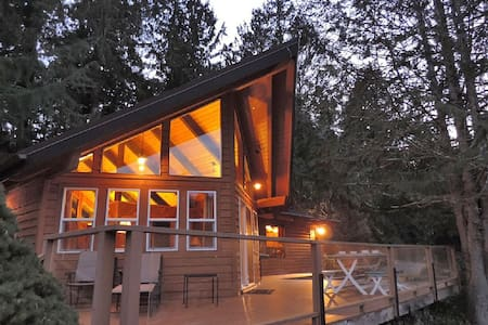 Luxury Waterfront Home***Enjoy Nature Here! - Gig Harbor - Ev