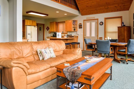 Coeur d`Lang Lodge - Hus