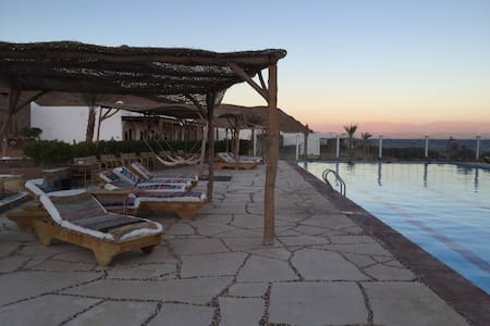 Apartment with pool, Dahab Canyon! - Ház
