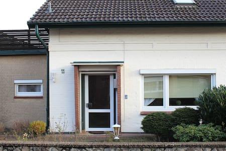 Haus Hochfeld Rendsburg - Rendsburg - Casa