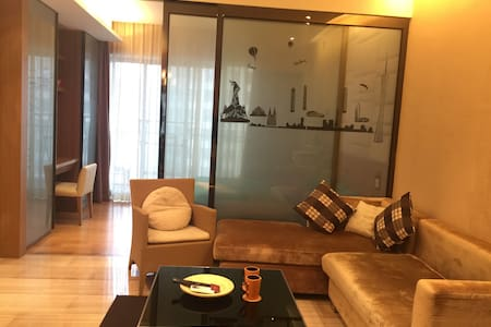 20th Flr Luxurious Couples Retreat, Bar St. - Guangzhou - Wohnung
