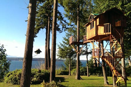 Eagles Perch Treehouse - Treehouse