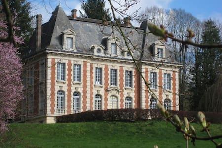 Château de Pancy - Montgolfière - Bed & Breakfast