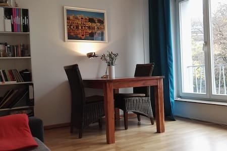 Very central an cosy 2-room-flat - Stuttgart - Apartment