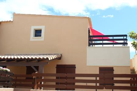 Les Sablons 3, T2 26m² + mezzanine 12 m² - Leucate - Lejlighed