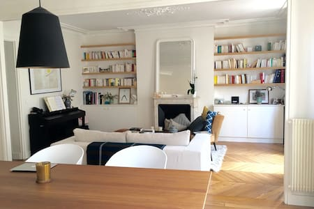 Grand appartement haussmanien - Flat