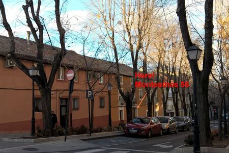 Bonito apartamento en centro de Aranjuez - Aranjuez - Apartmen
