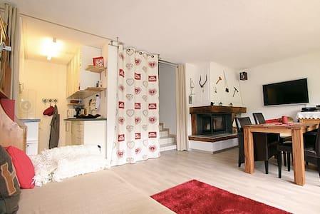 Appartement tout confort aux Crosets orienté Sud - Les Crosets