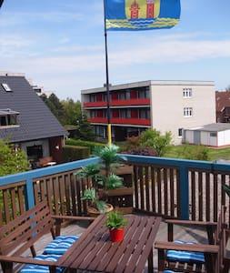 strandnahe Ferienwohnung - Apartamento