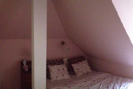 Double atic room price is  for two persons. - Hus