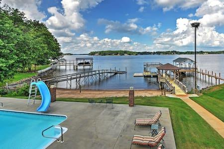Stunning 2BR Lake Norman Duplex - Byt