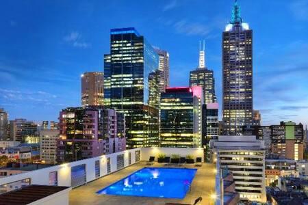 Bright Apartment  in Prime Location - Melbourne - Apartment