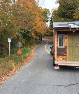 Tiny House for visitors - Asheville - Cabin