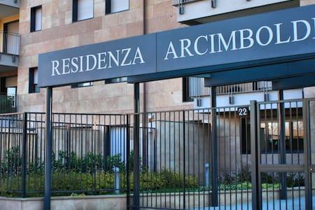 【NO SPESE PULIZIA】Welcome to Residenza Arcimboldi - Milan