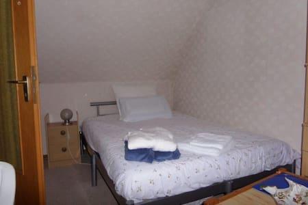 Petite chambre pour amoureux - Maison