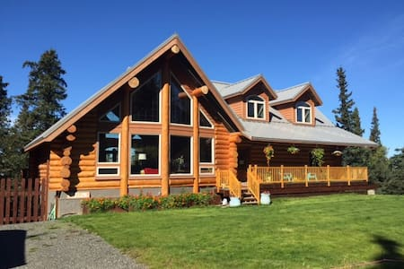 Anchorage Family Guesthouse - Daire