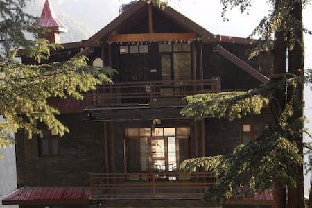 Tranquil Countryside Homes - Shimla - Szoba reggelivel