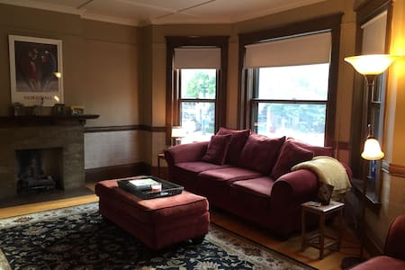 In the heart of historic downtown - Sioux Falls - Apartamento
