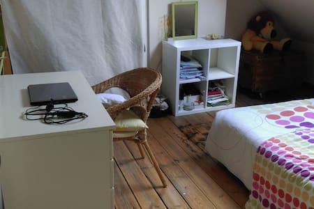 2 chambres proches Lille Lesquin VA - Hus