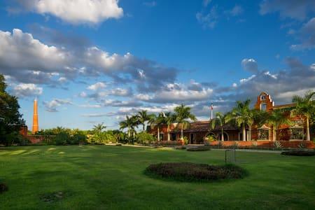 Luxury Hacienda Estate - Haus