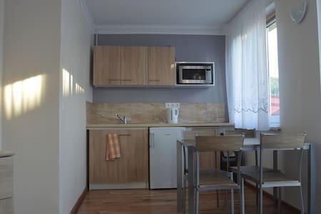 Apartament Ustrzyki - Appartement