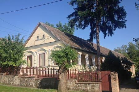 Bodor House - Casa