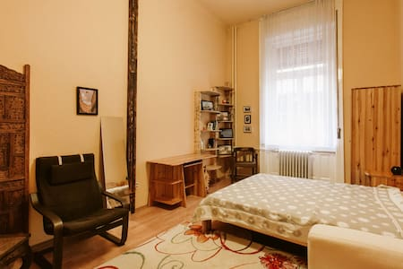 Central apartment for two - Appartement