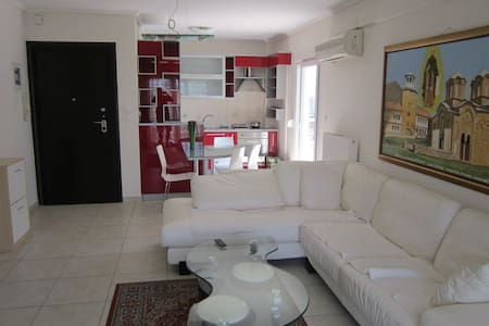 Luxury flat in Thessaloniky - Wohnung