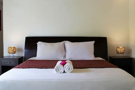 One Bedroom Villa - With Pool & Tropical Garden - Villa