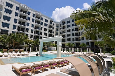 New Luxury Apartment Complex in South Miami - Miami - Lakás