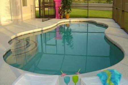 Villa 221 Calabay Parc, Tower Lake - Haines City - House