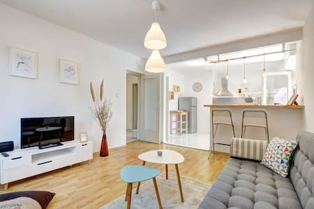 (Just renovated) Mr.Whites Centar app - Appartement