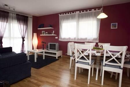 Apartamento la bardena 100€completo - Huoneisto