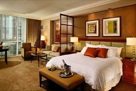 MGM High Floor with BALCONY, - Las Vegas - Apartment